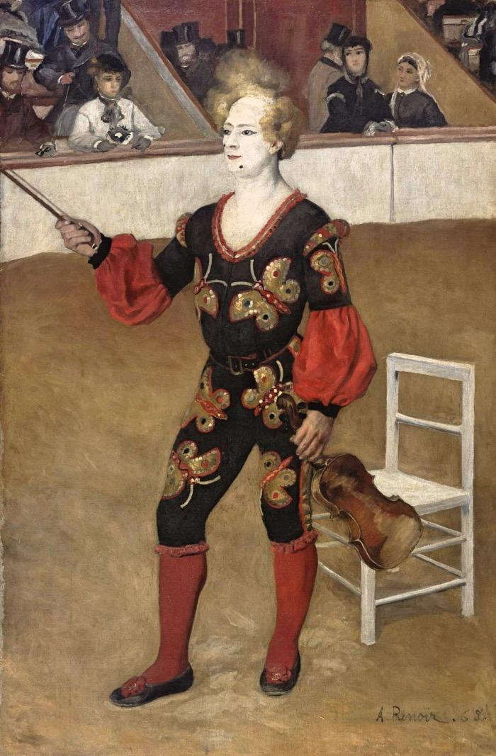 Renoir | clown