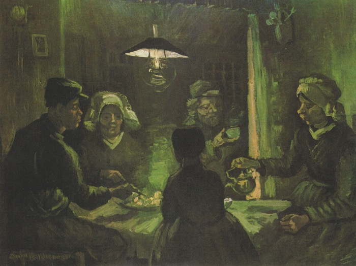 Potato Eaters | Van Gogh