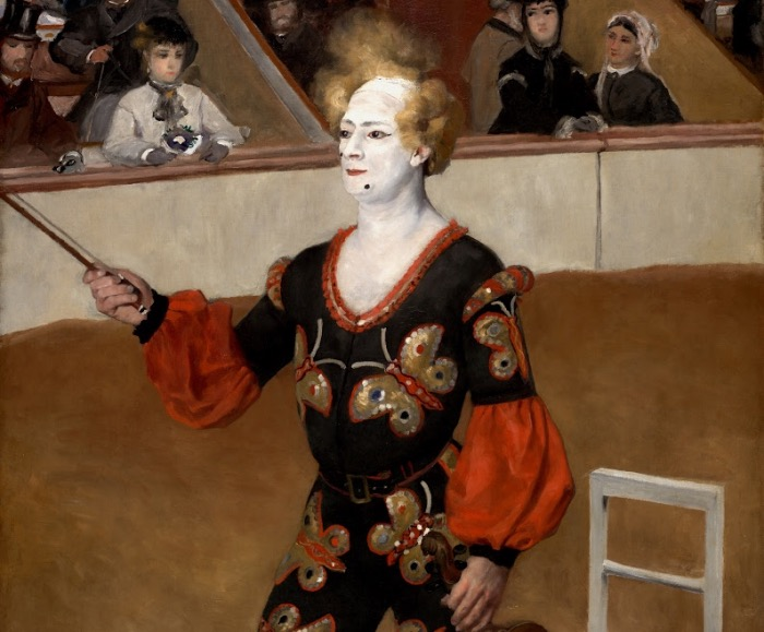 Renoir | il Clown