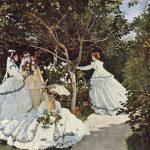 Donne in giardino | Monet