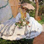 Monet | Donne in giardino