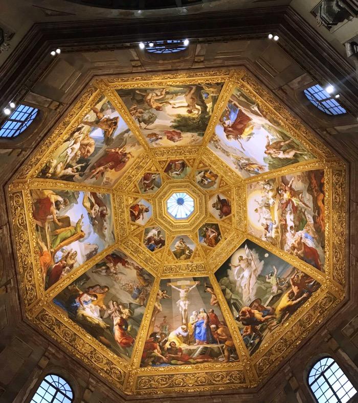 | cupola Cappella del Principe
