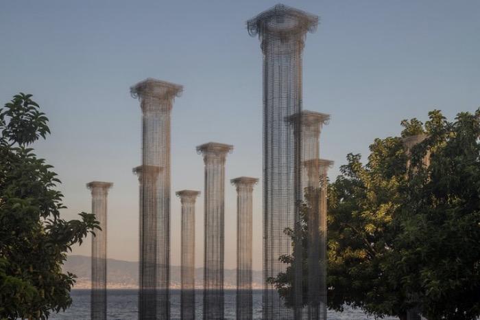 EDOARDO TRESOLDI | colonne