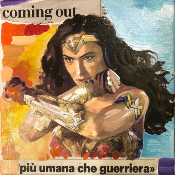 Sandra Rigali | più umana che guerriera