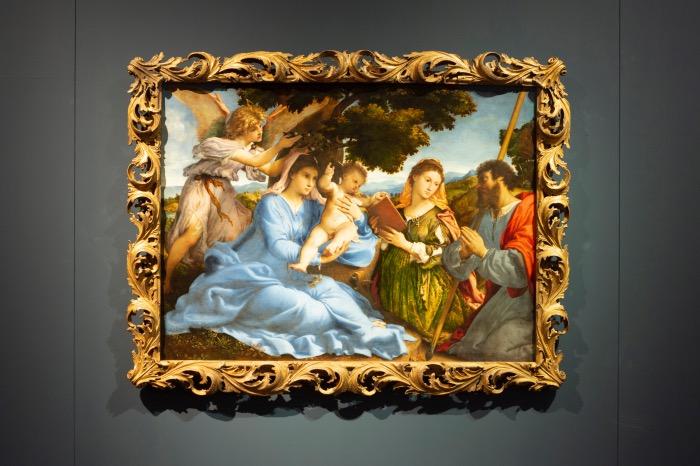 Sacra Conversazione | Lorenzo Lotto