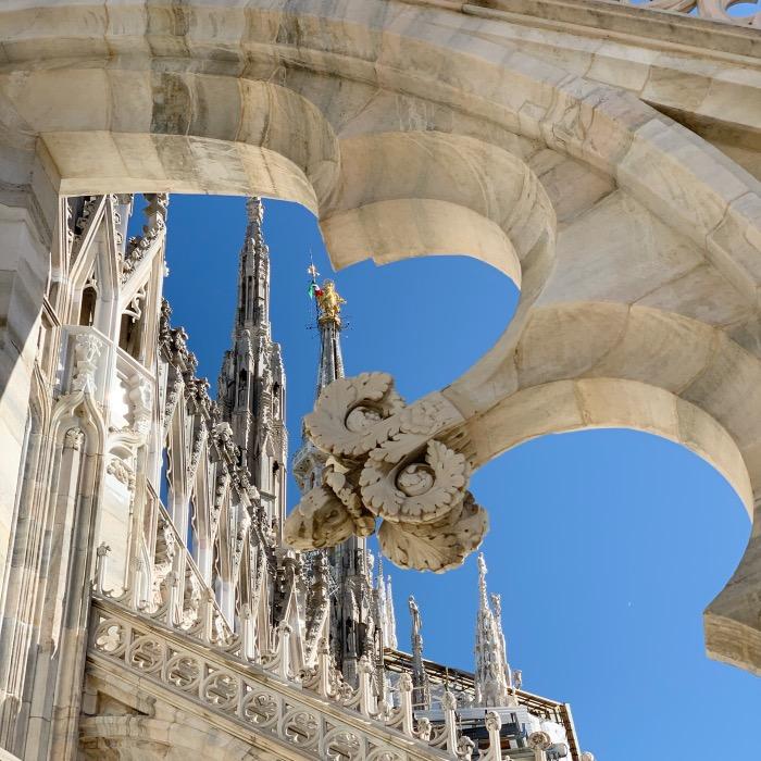 Duomo Milano | terrazze