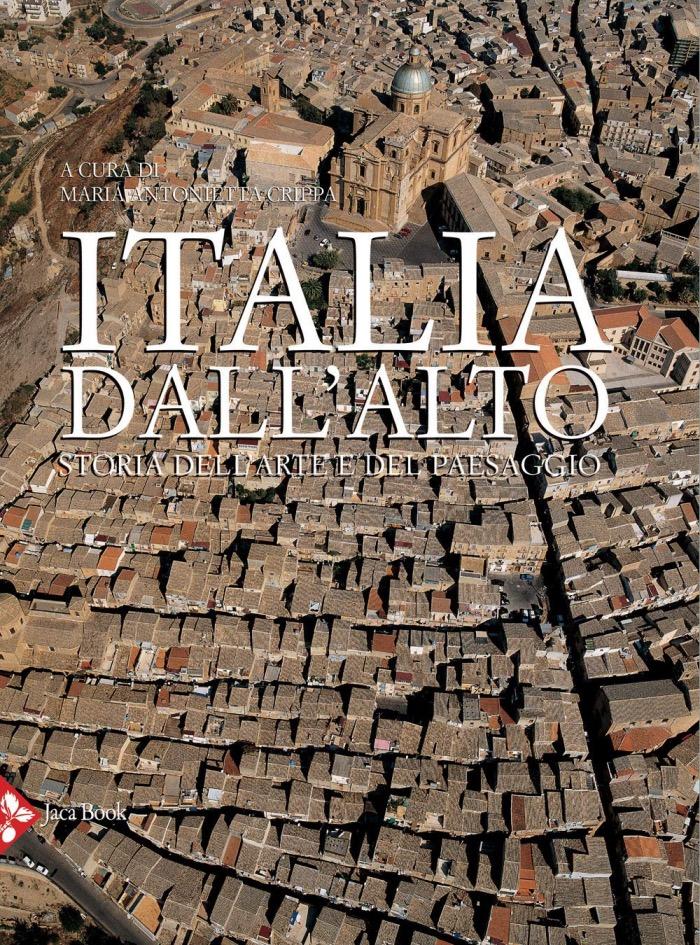 Italia dall'alto   libro