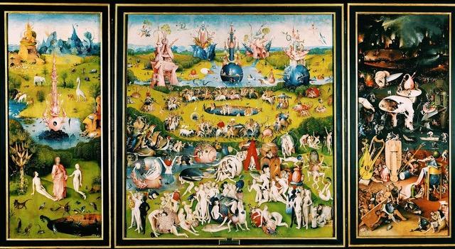 Hieronymus Bosch | Il giardino delle delizie