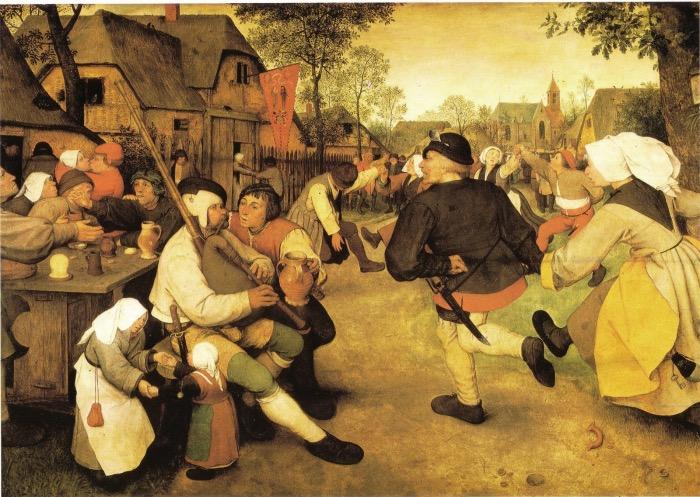 Brueghel the Elder | Peasant Dance