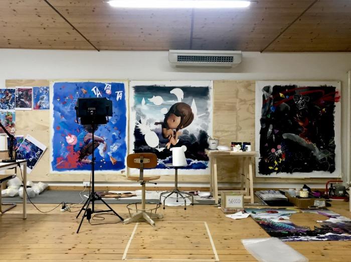 Giovanni Motta | Studi d'artista