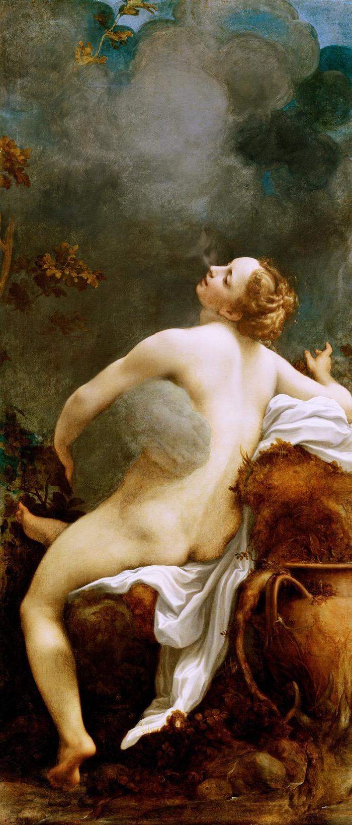 Jupiter and Io | Correggio