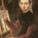 Catharina van Hemessen | autoritratto