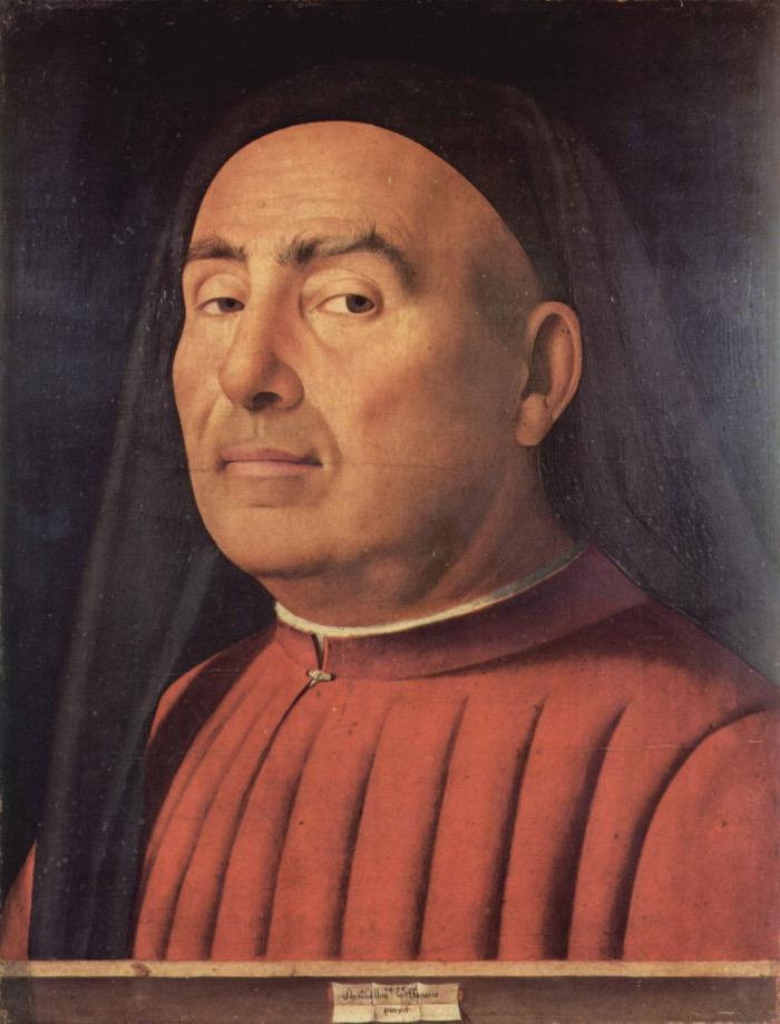 Antonello da Messina | Trivulzio Portrait