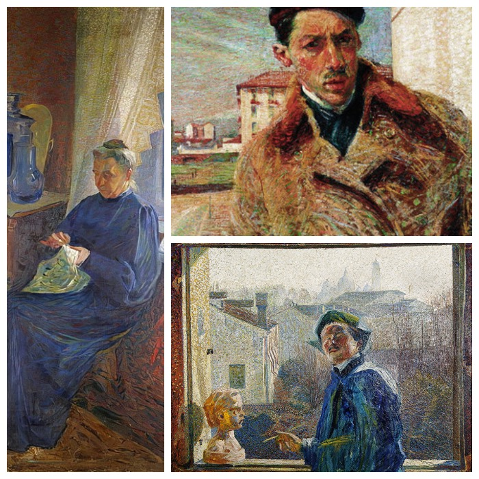 Umberto Boccioni | paintings