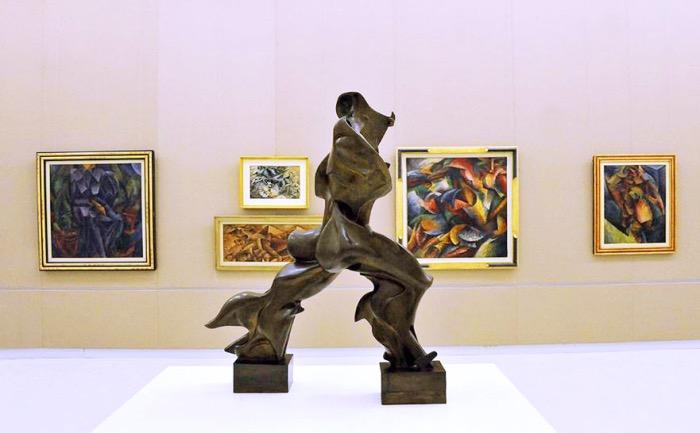 opere Museo Novecento | musei Milano