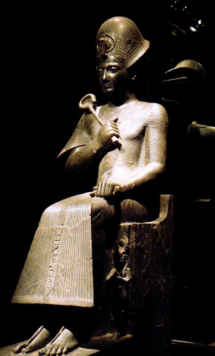 Statue of Ramesse II | Egyptian Museum Turin