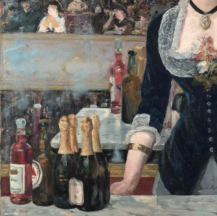 bar delle Folies-Bergère   Eduard Manet
