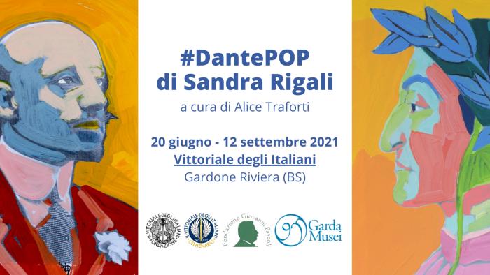 Dante Pop | mostra