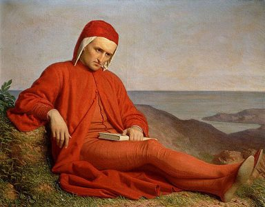 Domenico Petarlini | Dante in esilio