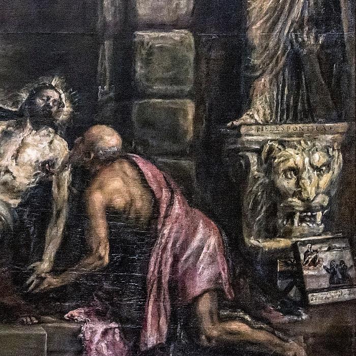Tiziano | la Pietà