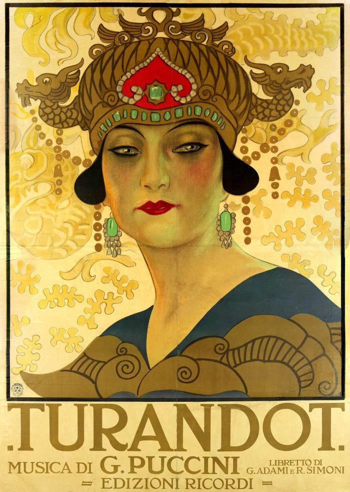 Turandot | locandina