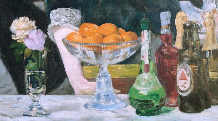 Eduard Manet   bar delle Folies-Bergère