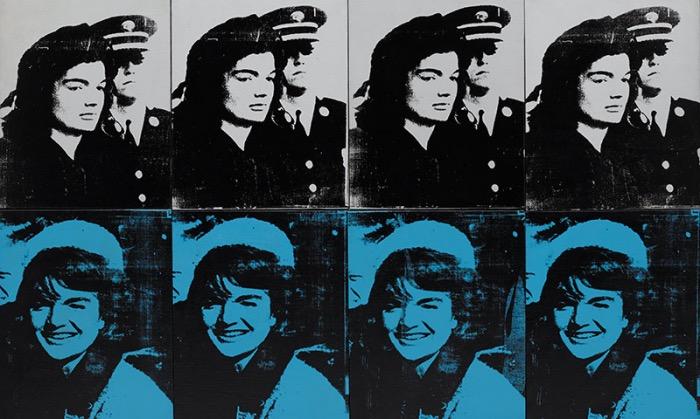 Andy Warhol | Sixteen Jackies