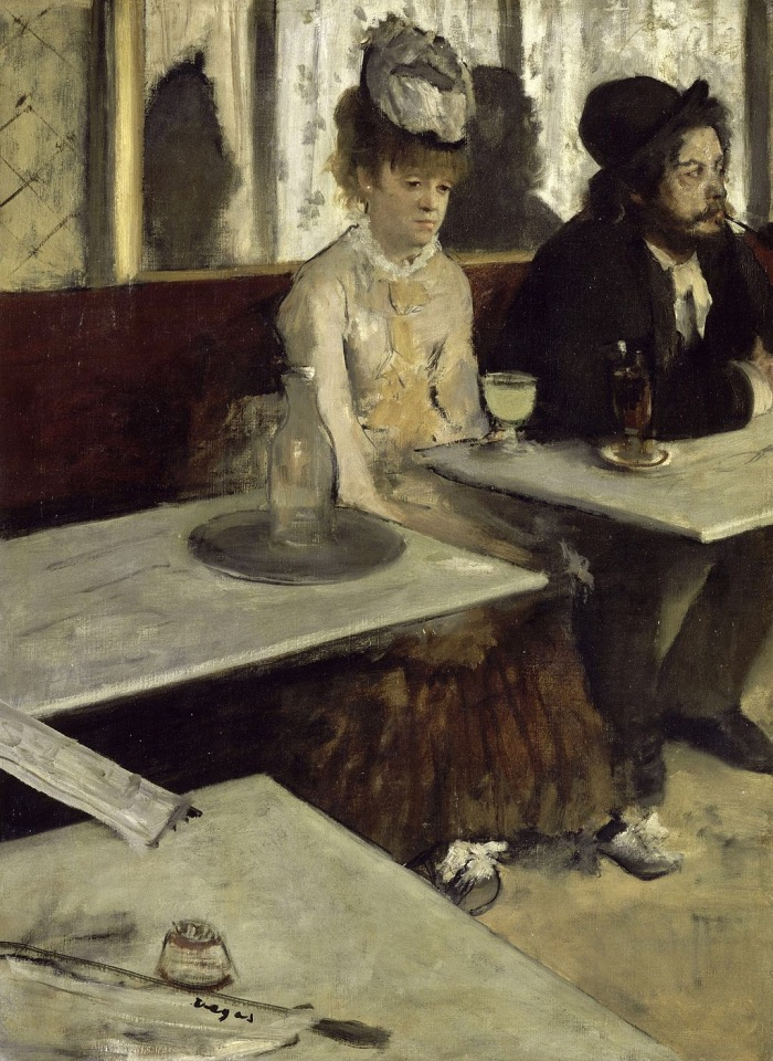 Degas | absinthe