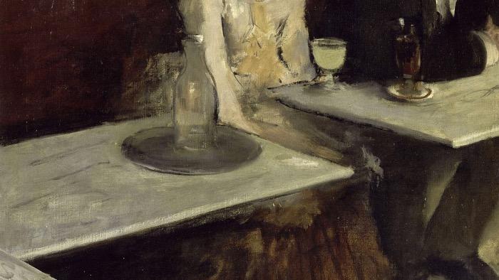 Degas | Assenzio