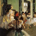 Classe di danza | Degas