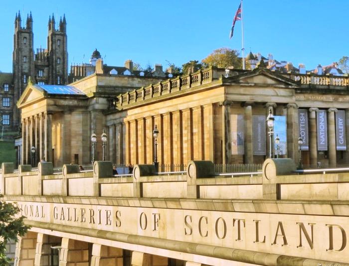 National Gallery of Scotland di Edimburgo
