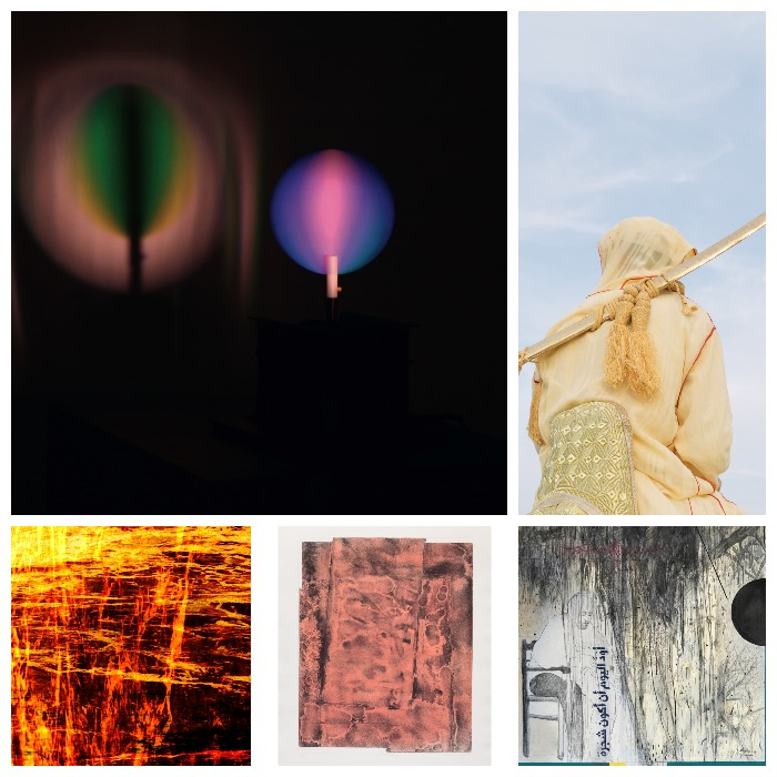 img arte contemporanea da vedere in aprile