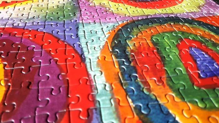 puzzle arte