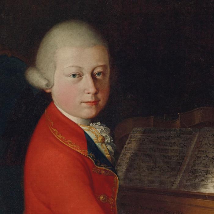 Mozart | ritratto