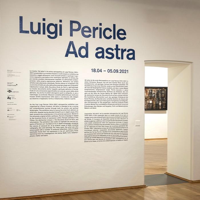 mostra Lugano | Luigi Pericle