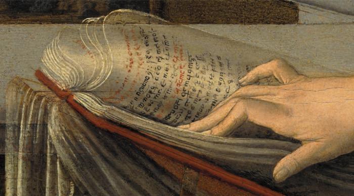 Annunciazione | Leonardo