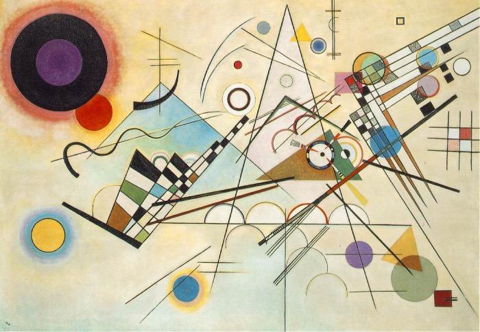 Kandinsky | Composition 8