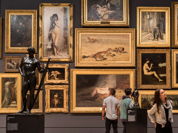 National Gallery of Victoria (NGV) Melbourne