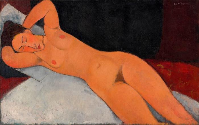 Modigliani | Nude