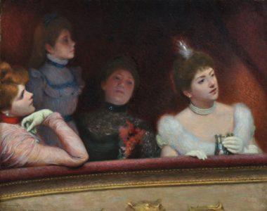 Federico Zandomeneghi | Au Théâtre