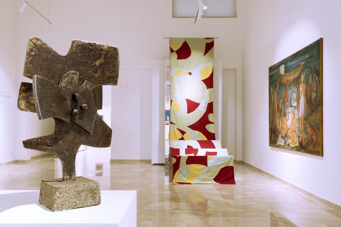 Gibellina (Tp). Museo d'Arte Contemporanea intitolato a Ludovico Corrao