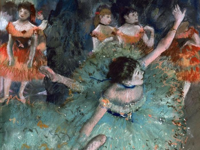 Ballerina| Degas