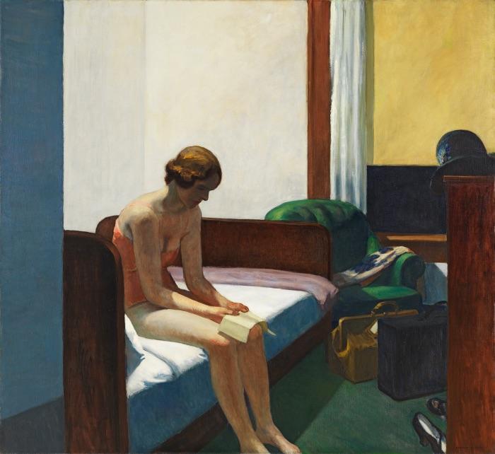 Hotel Room | Hopper