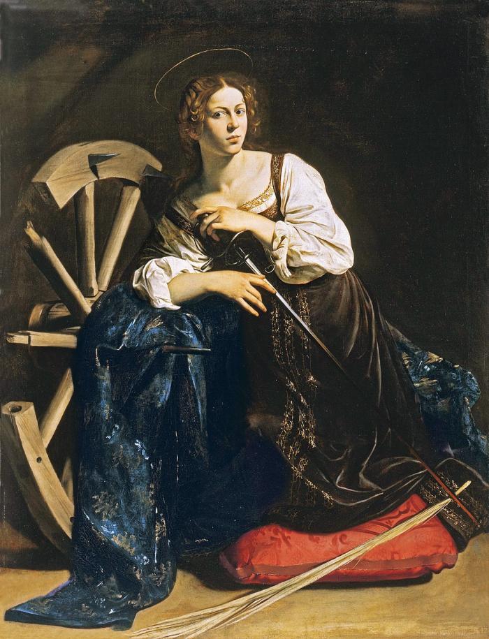 Santa Caterina d'Alessandria | Caravaggio