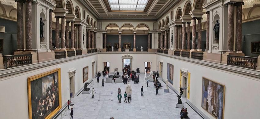 img opere Musei reali delle Belle Arti del Belgio