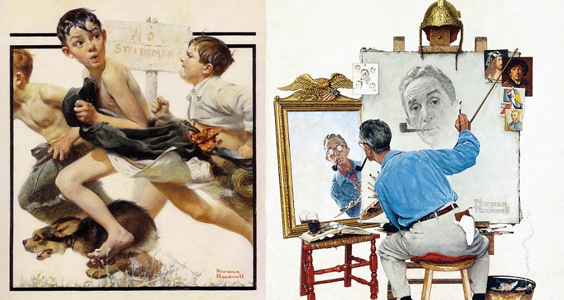 3 Norman Rockwell