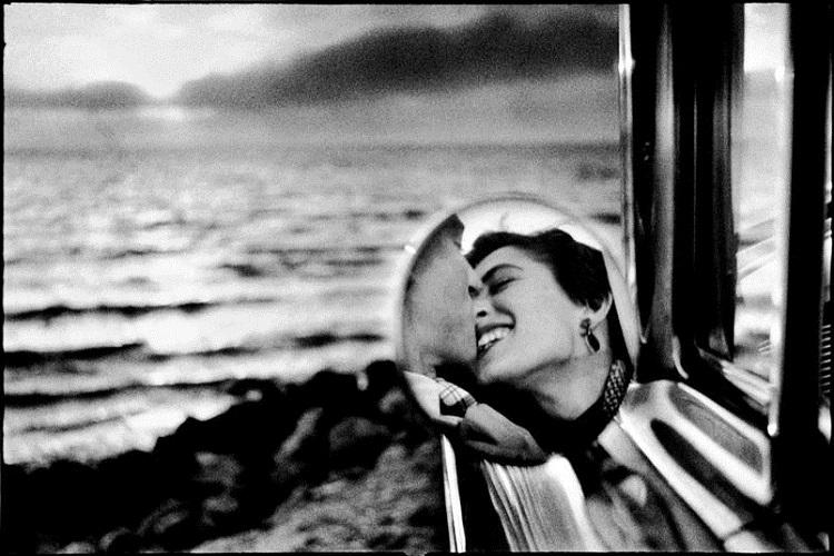 Santa Monica. California. 1955