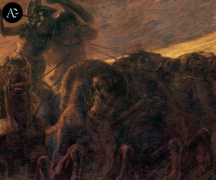The Eroica | Gaetano Previati