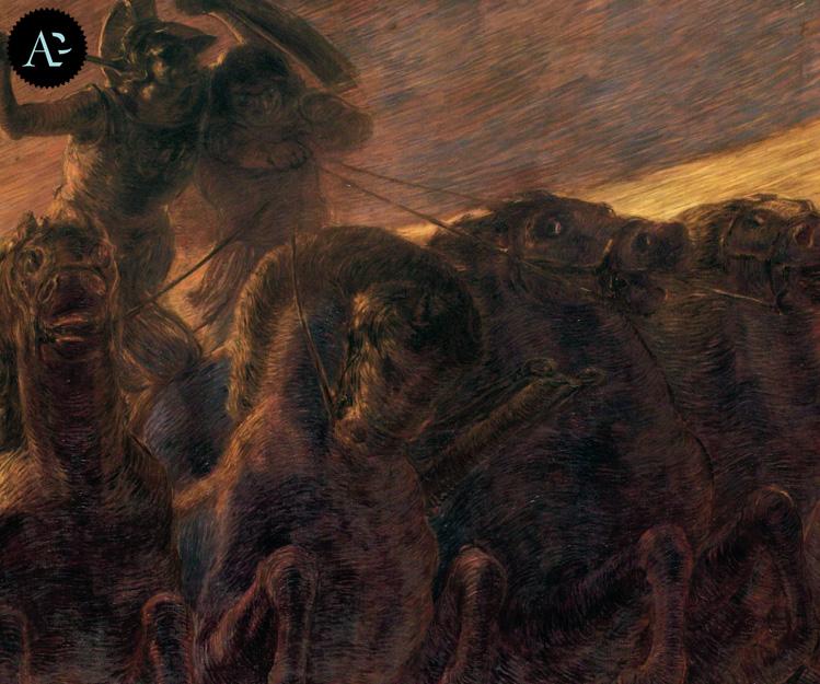 The Eroica | Gaetano Previati