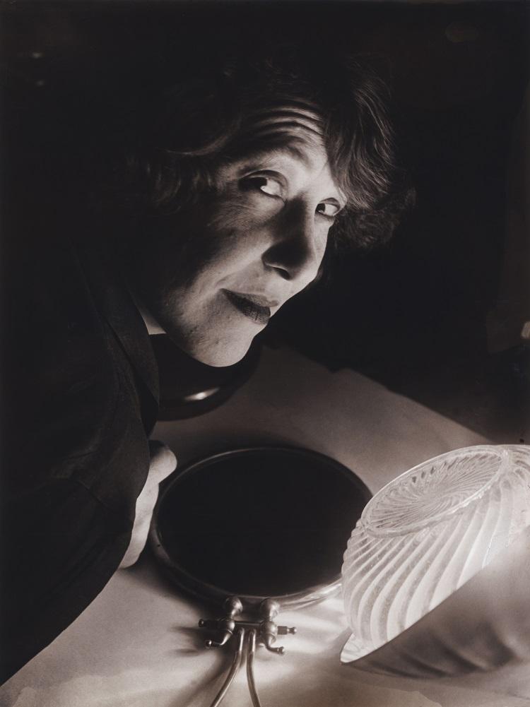 Alexander Rodchenko Varvara Stepanova. 1928 Vintage Print Collection of Moscow House of Photography Museum/ Multimedia Art Museum Moscow © A. Rodchenko – V. Stepanova Archive  ©Moscow House of Photography Museum